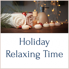 "Card cadou ""Holiday Relaxing Time"""