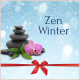 "Card cadou ""Zen Winter"""