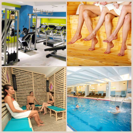Abonament nominal All (fitness, Piscină și zonă de Spa)